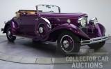 1931 REO Royale Convertible Coupe, vintage motorcar