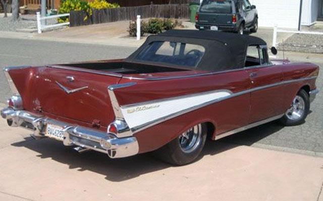 400 Turbo Transmission >> 1957 Chevy Bel Air El Camino Convertible - My Dream Car