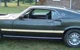 1969 Ford Mustang Mach 1 428 CJ