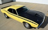 1970 Plymouth AAR Cuda, Mopar Muscle Car