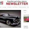 Cars On Line newsletter logo