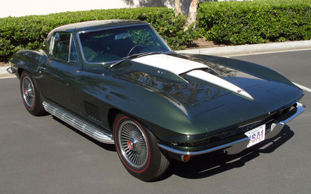 Chevy Muscle Cars >> 1967 Corvette Big Block, Chevy Muscle Cars - My Dream Car