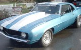 1969 Camaro Pro Street