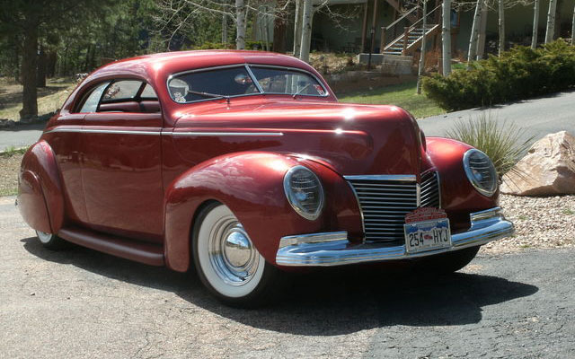 1939 Mercury Custom, Street Rods For Sale - My Dream Car