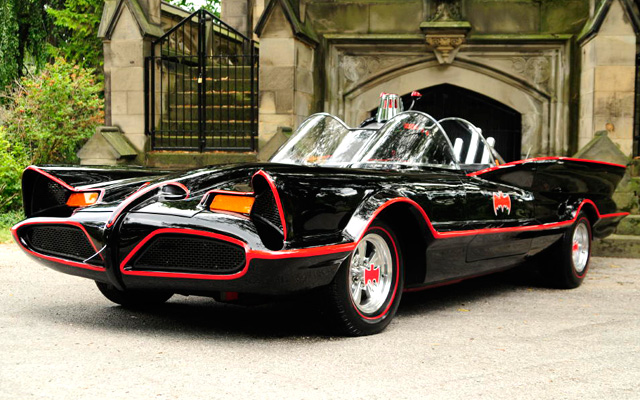 Batmobile TV Show Replica - My Dream Car
