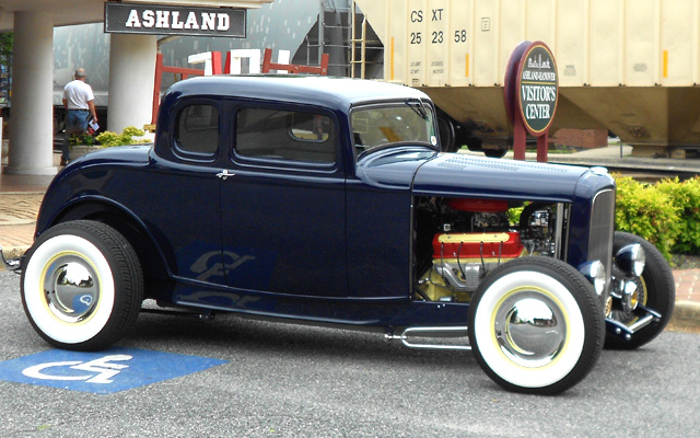 1932 Ford 5-Window Coupe, Street Rods - My Dream Car