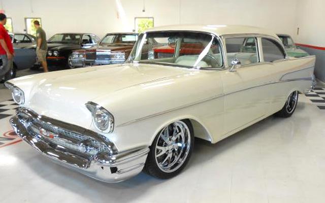 1957 Chevy Bel Air My Dream Car