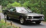 1969 Mustang 428 SCJ