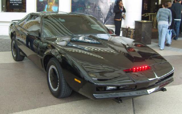 kitt real knight rider tv car my dream car. Black Bedroom Furniture Sets. Home Design Ideas