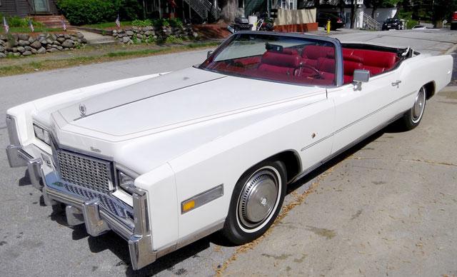1976 Cadillac Eldorado Convertible My Dream Car