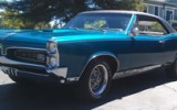 1967 Pontiac GTO 2-Dr Hardtop