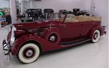 1936 Packard 12 Convertible
