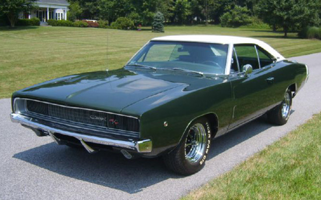 1968 Dodge Charger R T My Dream Car