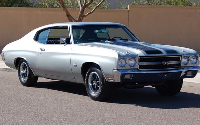 1970 Chevelle SS LS6 454 - My Dream Car