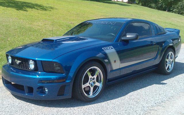 Mustang Roush For Sale >> 2008 Roush 427R Mustang - My Dream Car