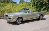 1965 Mustang K Code GT Convertible