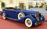 1935 Packard 1205 V-12 Convertible Sedan
