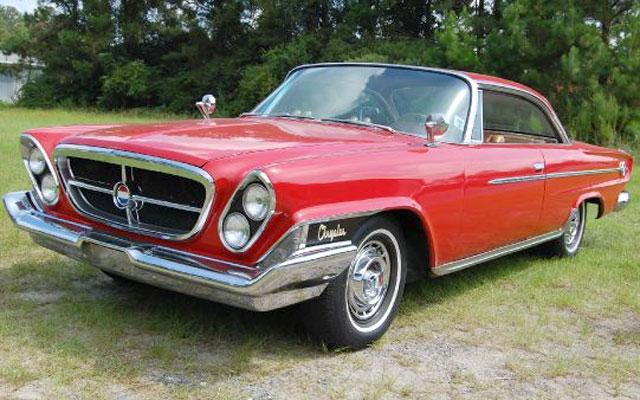 2013 Chrysler 300 For Sale >> 1960 Chrysler 300 H Hardtop - My Dream Car