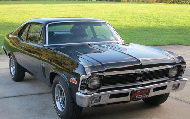 1970 chevy nova ss l78 my dream car