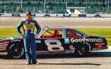 Dale Earnhardt and his 1977 Nova