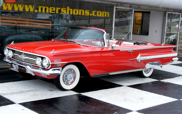 1960 Chevrolet Impala My Dream Car
