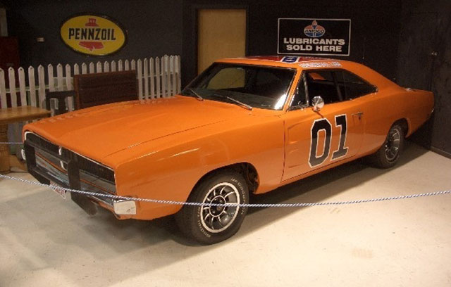1969 Dodge Charger General Lee Classic Muscle Car For Sale: General Lee 1969 Dodge Charger