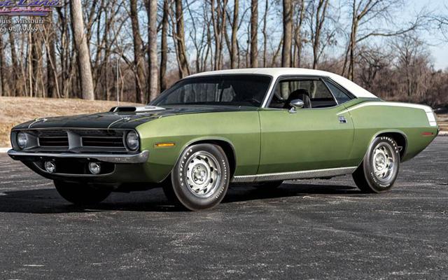 1970 Plymouth Hemi Cuda My Dream Car