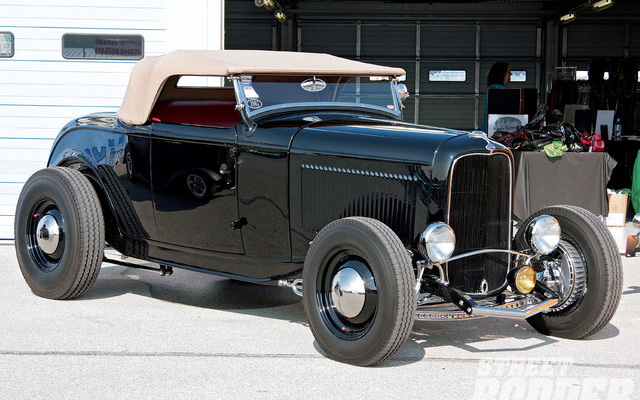 1932 Ford Hiboy Roadster All Henry Ford Steel My Dream Car
