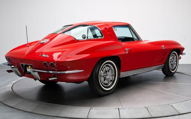 1963 Corvette Split Window Z06 - My Dream Car