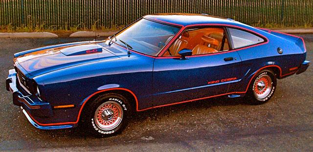 1978 mustang king cobra my dream car. Black Bedroom Furniture Sets. Home Design Ideas