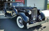 1935 Packard Twelve Convertible Sedan