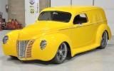 40 Alien - 1940 Ford Sedan Delivery