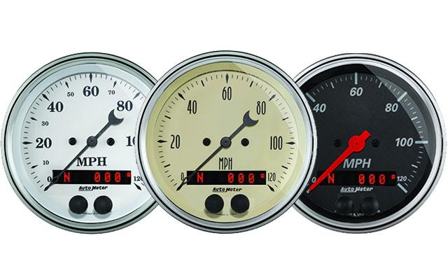 Auto Meter GPS Speedometer - My Dream Car