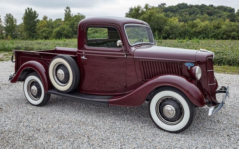 1936 Ford 1 2 Ton Pickup My Dream Car