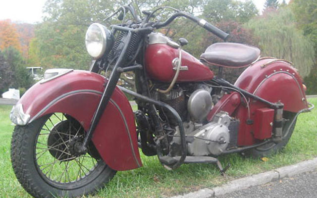 Buying Car From Canada >> 1946 Indian Chief Motorcycle - My Dream Car