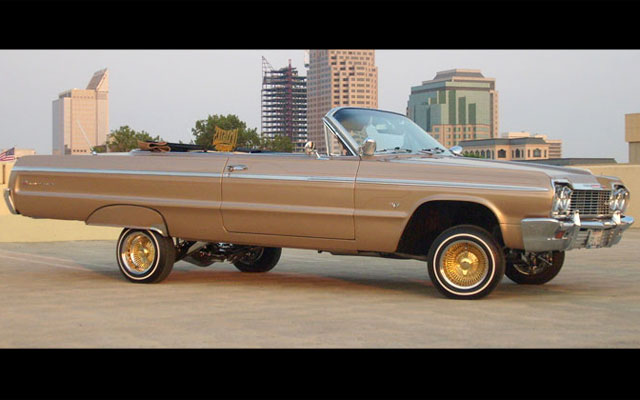 1964 Chevy Impala Convertible My Dream Car