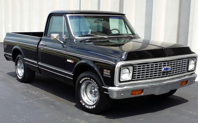 2014 Chevy Ss For Sale >> 1972 Chevy Cheyenne SWB - My Dream Car