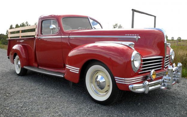 Ontario Truck Parts >> 1942 Hudson Pickup - My Dream Car