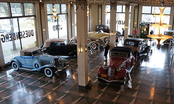 Car Shipping Companies >> Classic Car Museums in the United States - My Dream Car
