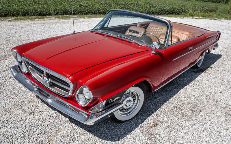 1962 chrysler 300 convertible