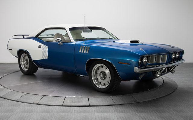 1971 Plymouth Hemi Cuda Clone My Dream Car