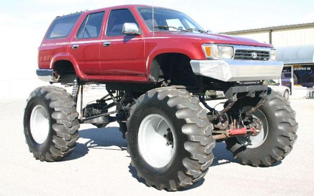 1996 Toyota 4runner Monster Truck My Dream Car