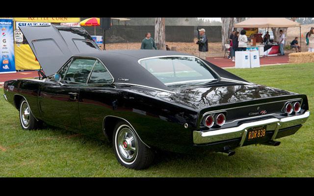 Bullitt 1968 Dodge Charger R/T - My Dream Car