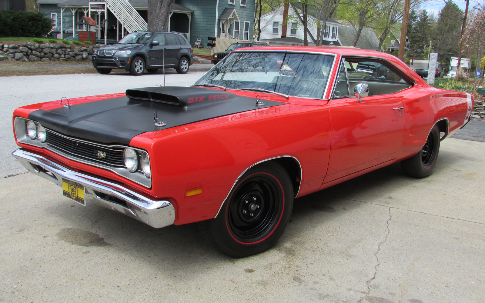 1969 1/2 Dodge Super Bee A12 - My Dream Car