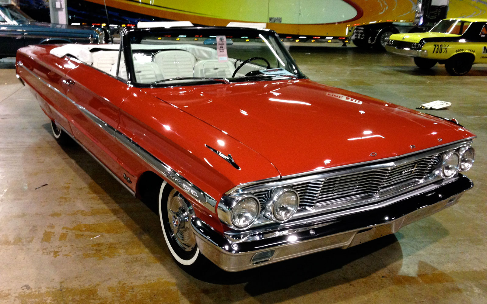 1964 ford galaxie 500 xl convertible my dream car. Black Bedroom Furniture Sets. Home Design Ideas