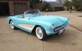 1957 Corvette Fuelie Convertible
