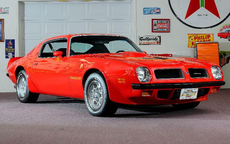 2015 Camaro Convertible >> 1974 Pontiac Trans Am Super Duty - My Dream Car