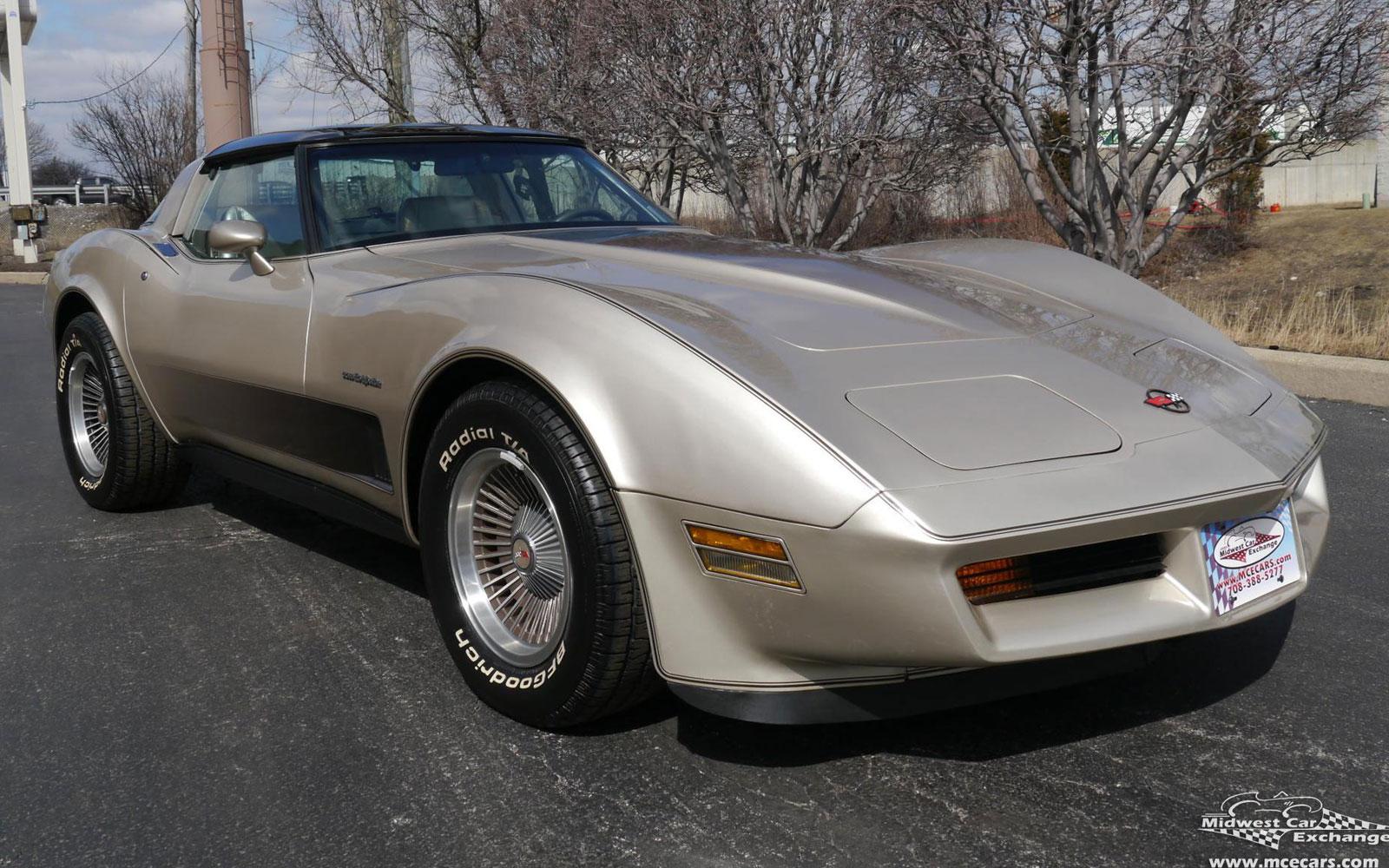 1982 Corvette For Sale >> 1982 Corvette Collector Edition - My Dream Car