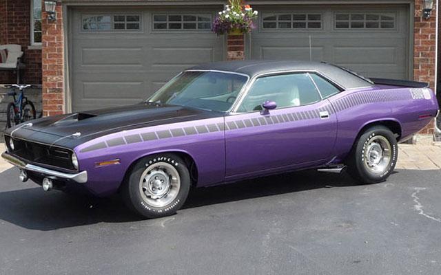 1970 Plymouth Aar Cuda My Dream Car