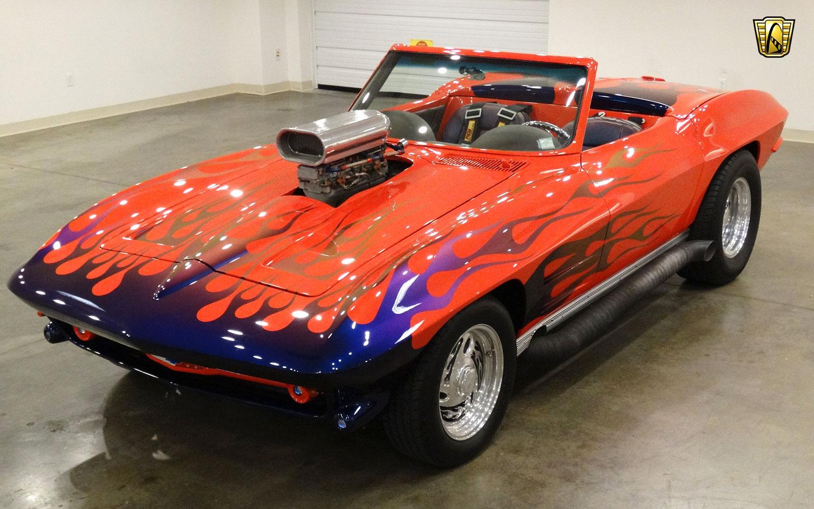 1963 Corvette Custom Convertible My Dream Car